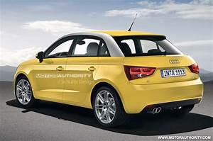 Audi A1 2012 : rendered 2012 audi a1 sportback ~ Gottalentnigeria.com Avis de Voitures