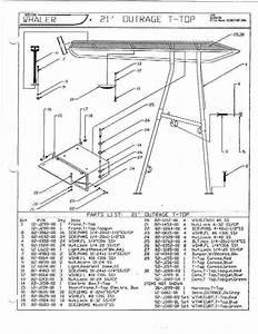 Boston Whaler Parts Diagram
