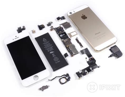 iphone 5s parts inside the iphone 5s lurk a few surprises the register