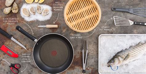 seafood lovers special tools to cook fish better