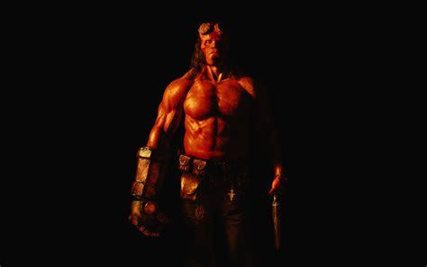 Wallpaper Hellboy, David Harbour, 4k, Movies #16945