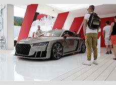 AudiTTclubsportturboconcept2015autoshow Audi TT