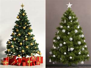 Künstlicher Weihnachtsbaum Geschmückt : tannenbaum geschm ckt my blog ~ Michelbontemps.com Haus und Dekorationen