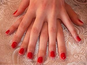 Ongle En Gel Court : faux ongles couleur naturel ~ Melissatoandfro.com Idées de Décoration