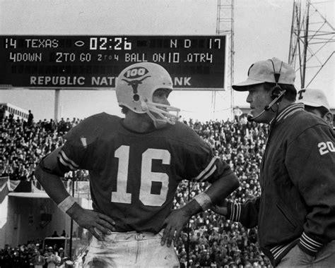 longhorn quarterback james street dies