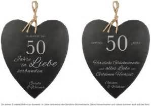 geschenke 50 hochzeitstag schieferherz zur goldenen hochzeit mit wunschnamen und datum