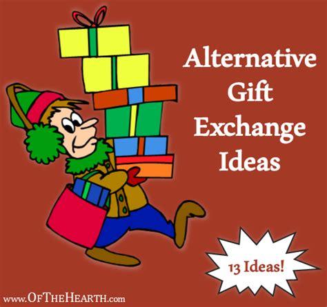 28 alternative christmas gift exchange ideas 28