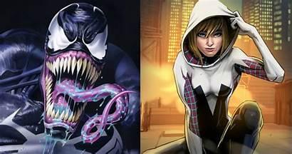 Venom Female Spider Happening