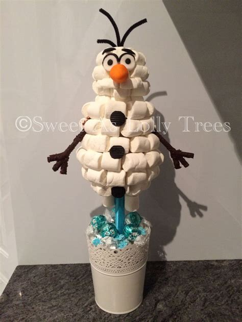 olaf lolly tree lolly trees 2 pinterest olaf and sweet trees