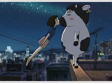 """ANIME TRAILER """"The Satellite Girl and Milk Cow"""" IndieWire"""