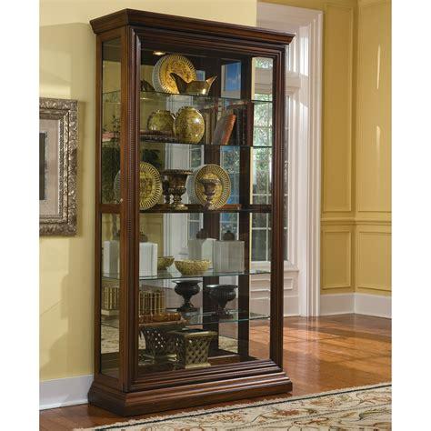 hutch kitchen furniture darby home co purvoche curio cabinet reviews wayfair