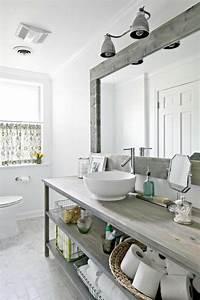 Meuble Salle De Bain Retro : d co salle de bain r tro du charme l 39 ancienne ~ Teatrodelosmanantiales.com Idées de Décoration