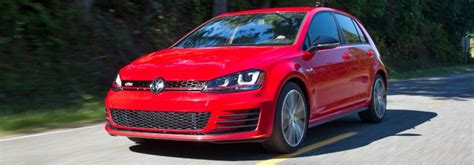 2017 Vw Golf Family Car And Driver