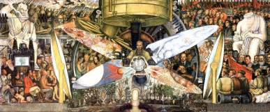 diego rivera and the rockefellers branching thoughts of