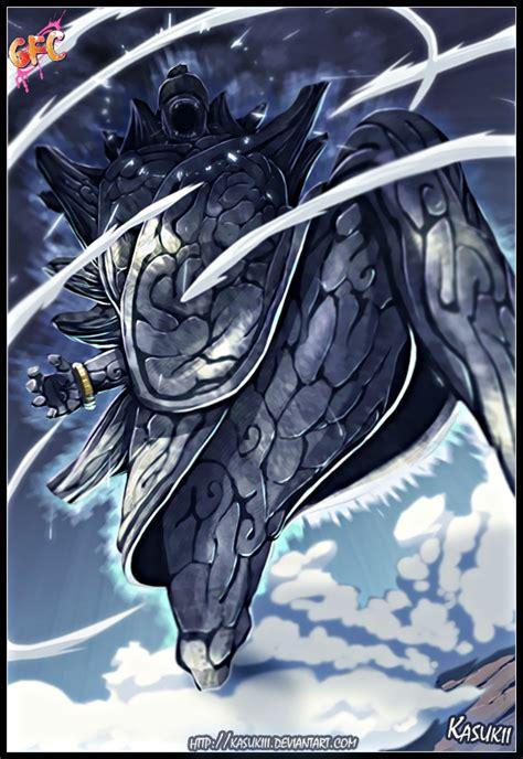 gedo mazo demonic statue   outer path naruto
