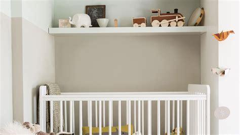 chambre de l industrie décorer une chambre pour bébé mixte dulux