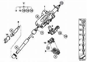 Original Parts For E66 760li N73 Sedan    Steering   Add On