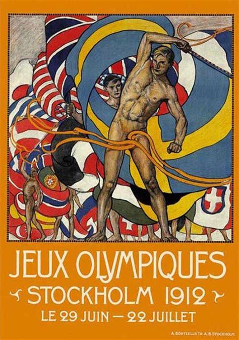 les affiches des jeux olympiques de 1896 224 2012