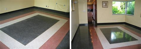 vinyl composition tile or vct cleaning and polishing