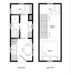 small home floor plan tiny house floor plans with lower level beds tiny house design
