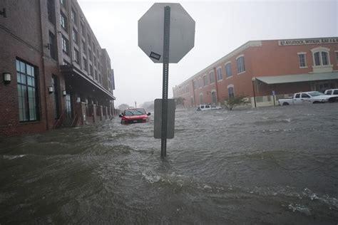 hurricane sally unleashes flooding   gulf coast