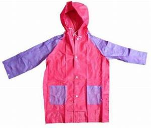 BOYS GIRLS RAIN COAT KIDS WATERPROOF RAIN MAC JACKET ...