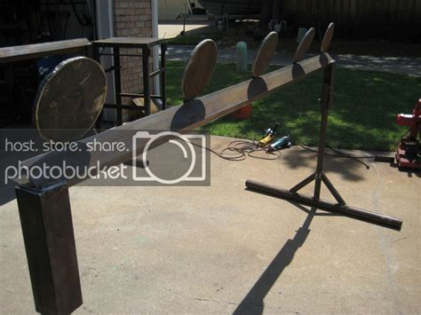 latest project pistol targetsfalling plates picture heavy texags pistol targets