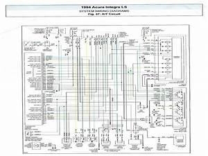 Acura Integra Radio Wiring Diagram