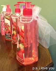 easy diy bridal shower favors ps i love you crafts With wedding shower favors diy
