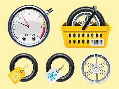 Tires Vectors Vector Art & Graphics