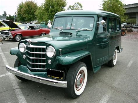 willys jeep truck green 1950 willys in green by roadtripdog on deviantart