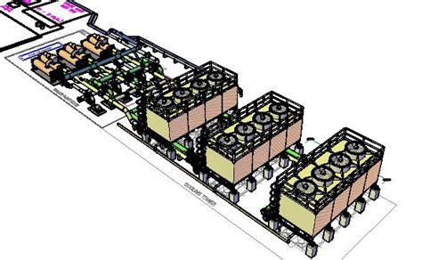 plant room cooler dwg block  autocad designs cad