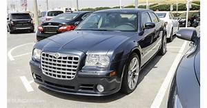 Chrysler 300c Srt8 For Sale  Aed 37 000  Grey  Silver  2007