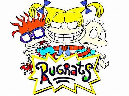 Rugrats Chuckie Tommy Angelica Shirt Poster Cartoon