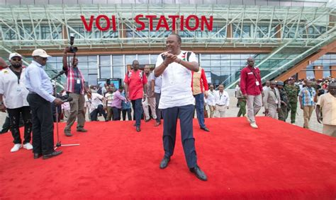 revealed  man   designated survivor  uhuru