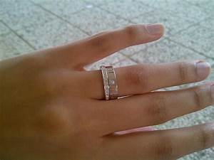 Love Ring Stack Excessive Exquisite Bling Pinterest