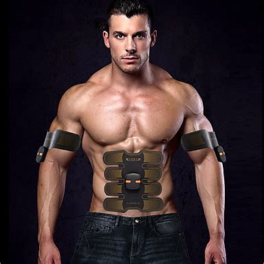 Abs Stimulator Abdominal Toning Belt EMS Abs Trainer