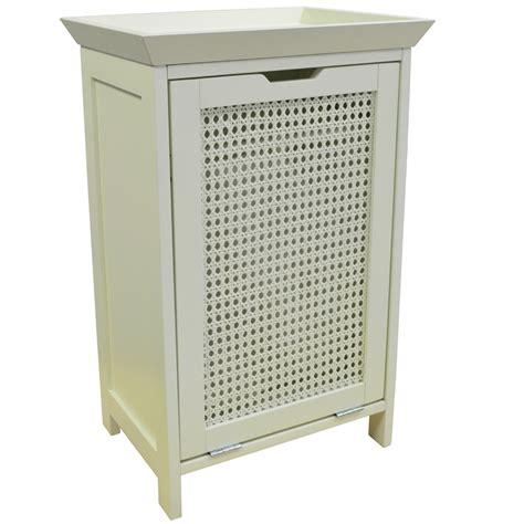 Cupboard Bin by Weave Floor Standing Laundry Cupboard Linen Bin