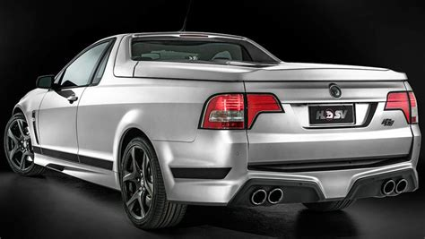 holden maloo hsv slashes clubsport and maloo prices car news carsguide