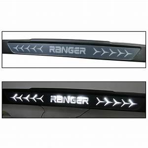 Aftermarket Matte Black Rear Spoiler Wing Fit For Ranger