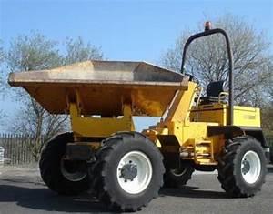 Dumper Barford Sxr 6000 D U0026 39 Occasion Vendu