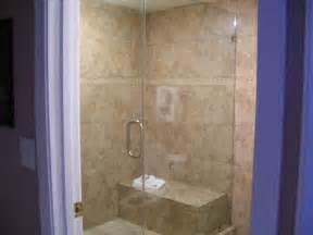 kitchen half wall ideas bathroom walk in shower with half wall home