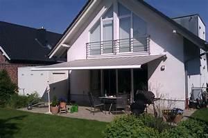 markise latest mehr bilder with markise best markise fr With markise balkon mit tapete bvb dortmund