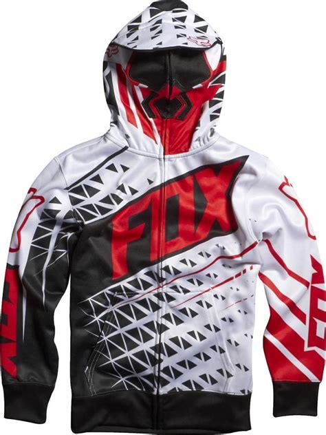fox motocross sweatshirts fox racing boys given hoodie sweatshirt black motocross