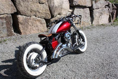 Yamaha Dragstar 650 Classic Bobber …