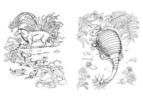 Kleurplaat Grote Dinosaurus by Kleurplaat Dino En Roofdier Afb 9099 Images