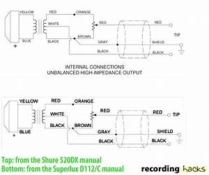 Akg D112 Wiring Diagram