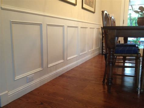 Wainscoting Tips by Wainscoting Tips And Advice Page 2 Finish Carpentry