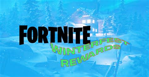 fortnite winterfest  rewards star wars christmas