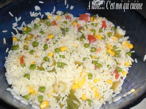 cuisine salade de riz salade de riz a table cest moi qui cuisine pictures